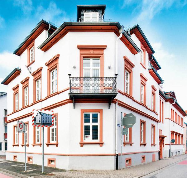 Mietverwaltung ehemalige Polizei Bensheim