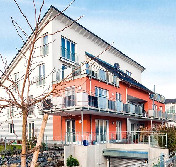 WEG-Verwaltung Mehrfamilienhaus in Bensheim-Auerbach